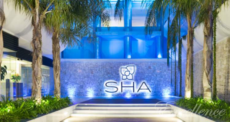 Spa программма детоксикации организма в Spa отель SHA Wellness Clinic