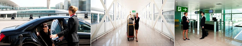 Бронирование VIP зала в аэропорту Барселоны
