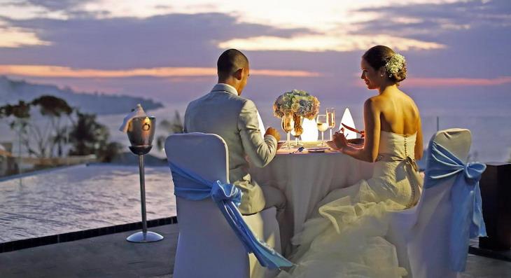 Джимбарана, свадебная церемония на пляже
