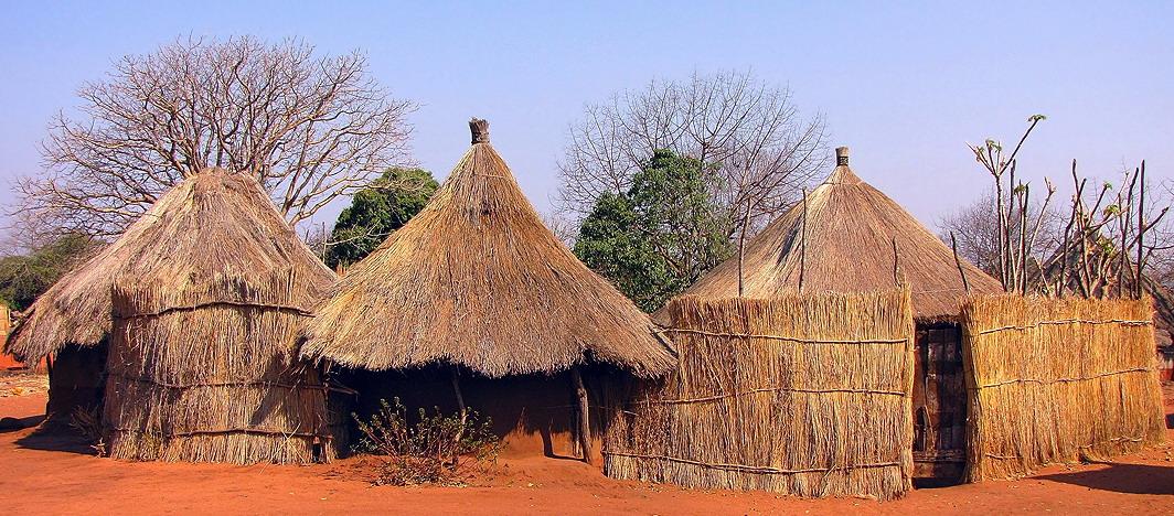 Деревня вождя Мукуни