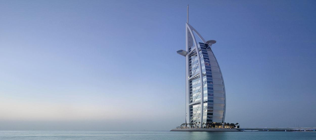 Luchshie oteli Dubaya Burj Al Arab