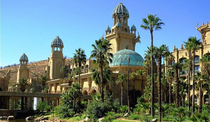 Дворец Затерянного Города