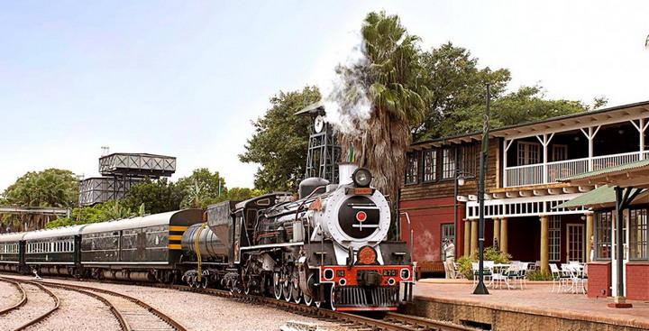 Rovos Rail (Ровос Рейл)