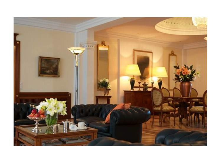 Grand Hotel Quellenhof & SPA Suites 5*
