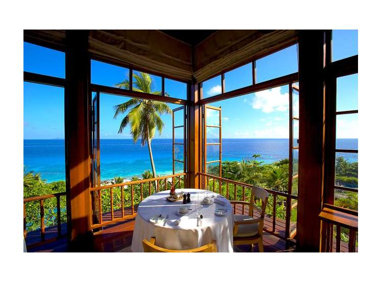 Fregate Island Private 5*
