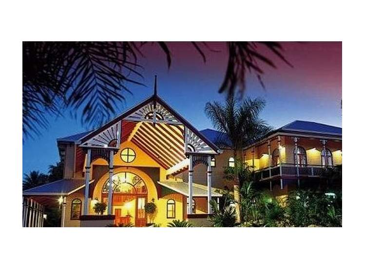 Cairns Colonial Club Resort 4*