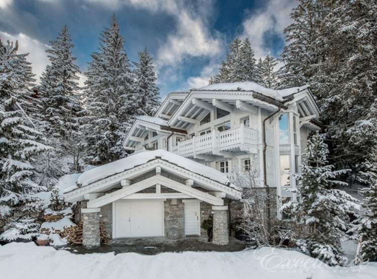 Аренда шале White Dream в Courchevel