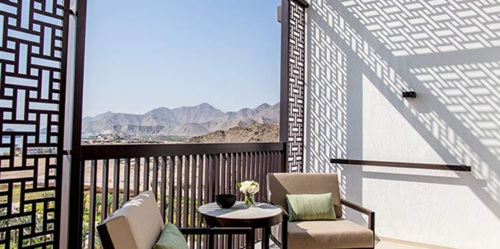 Отель Intercontinental Fujairah Resort 5 * - Fujairah (Аль-Фуджейра, ОАЭ)