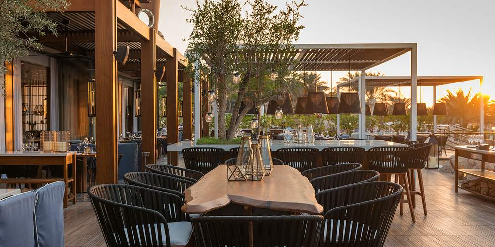 Отель The Westin Dubai Mina Seyahi Beach Resort & Marina 5* - Dubai