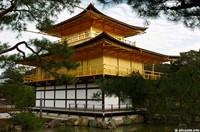 Золотой павильон - достопримечательности Японии