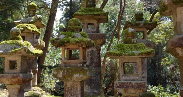 Синтоистское святилище Kasuga Taisha