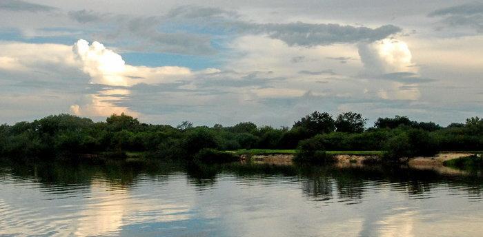 Круиз по реке Замбези