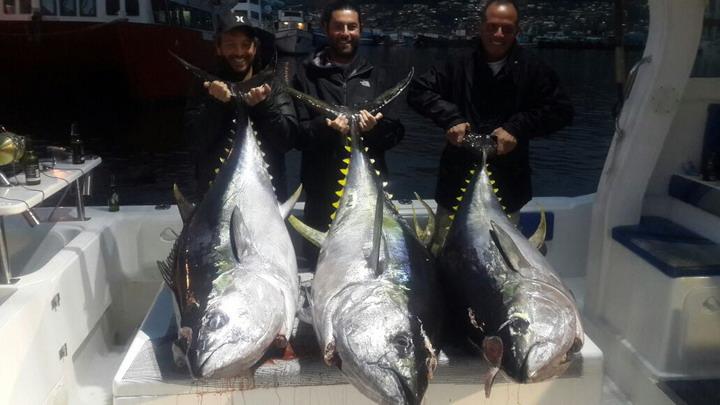 Matetsi, рыбалка