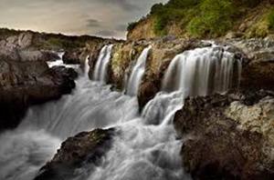 Водопад Барнафос (Barnafoss)