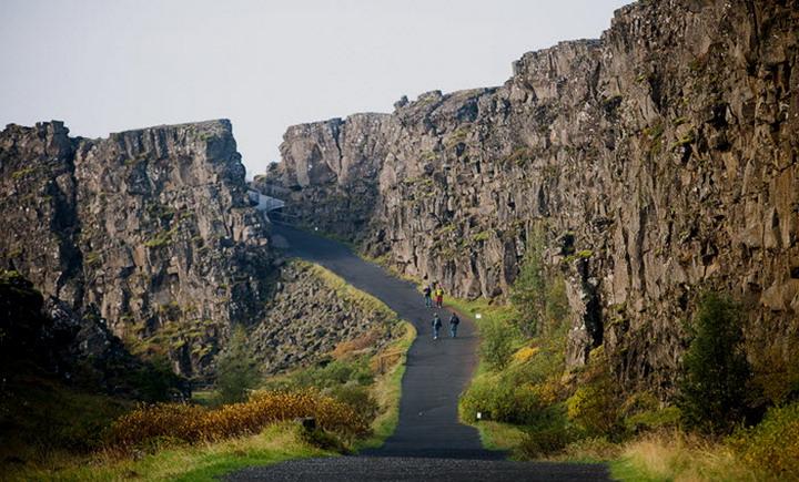 Национальный Парк Тингведлир (Thingvellir)